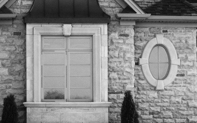 Precast Concrete Windows : Precast concrete window surround bernardi