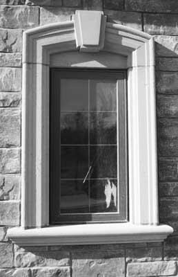 Concrete Window Surrounds Bernardi Precast